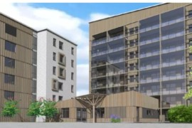 Heimstaden bygger trygghetsboende i Umeå