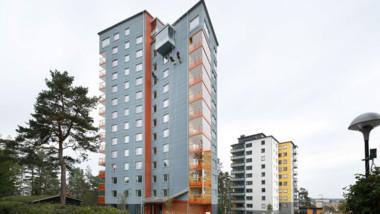 Nytt höghus står färdigt i Linköping