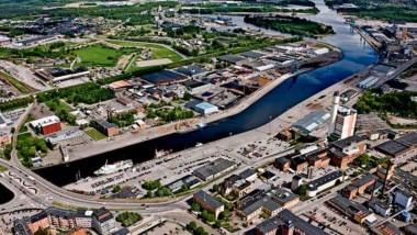 Norrköping får miljonbidrag för sanering av Inre hamnen