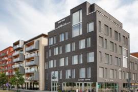 Bygge i Västra hamnen vinner Gröna Lansen