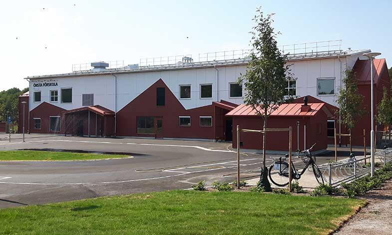 Västerås första konceptförskola invigd