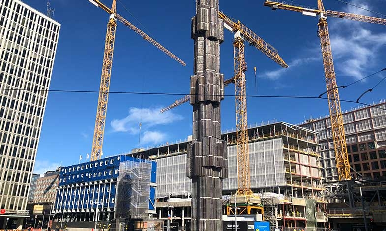 VVS-bolag får renoveringsuppdrag vid Sergels torg