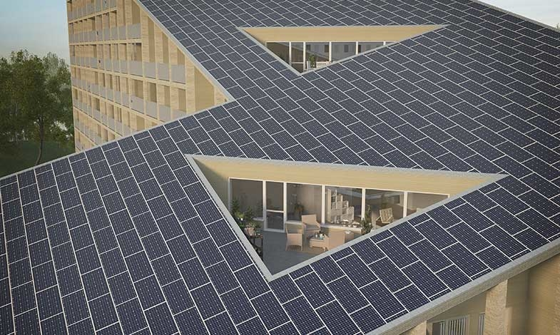 Ny trendrapport: svenskar vill helst ha solceller på taket