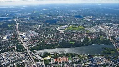 Stockholms stad får pris för hållbar stadsutveckling