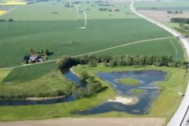 Nya våtmarker ska hjälpa Skåne vid torka och översvämningar