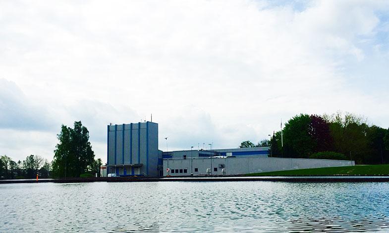 Nytt vattenverk säkrar Trollhättan Energis vattenförsörjning