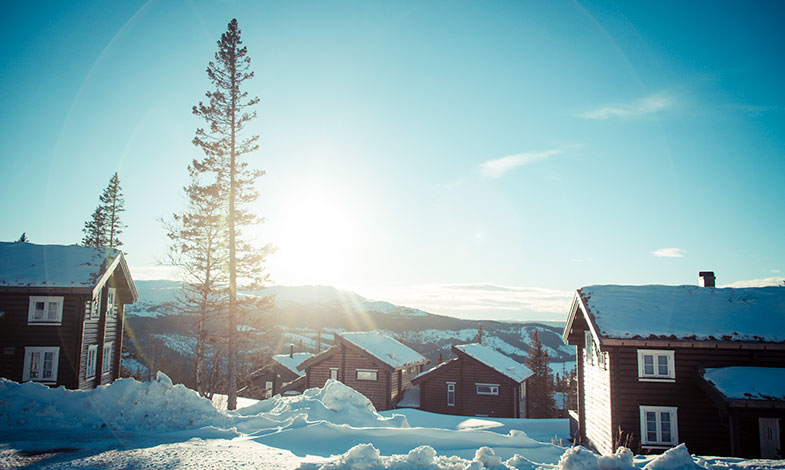 Unikt projekt digitaliserar fjärrvärme i Åre