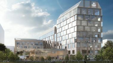 Skanska bygger kontor i Jönköpings nya stadsdel