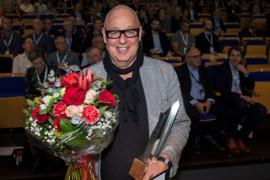 Gert Wingårdh är årets mottagare av Silverbalken