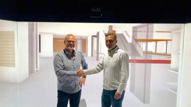De satsar på virtual reality i byggprojekten