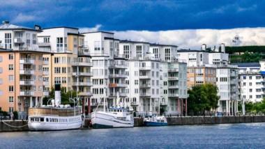 Så ska Hammarby Sjöstad bli en fossilfri stadsdel