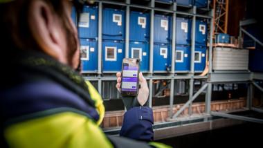 Digital marknadsplats ska förenkla byggtransporter