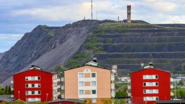 Rättelse: Kiruna har inte högst medeltemperaturökning i Europa