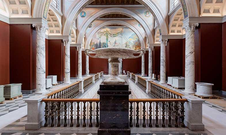 Nationalmuseum öppnar igen efter komplex renovering