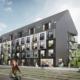 Brunnshög får Svanenmärkta studentbostäder i trä