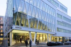 Skanskas nordiska fastighetsutveckling bäst i Europa på hållbarhet