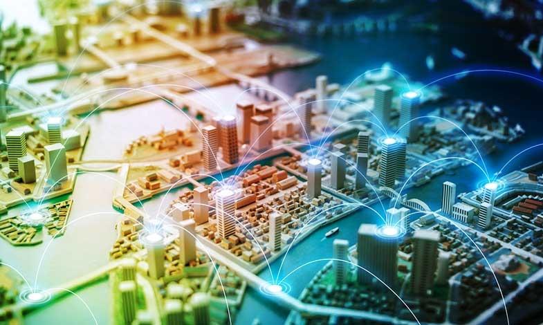 Ny rapport synar potentialen för självfinansierande smarta fastigheter