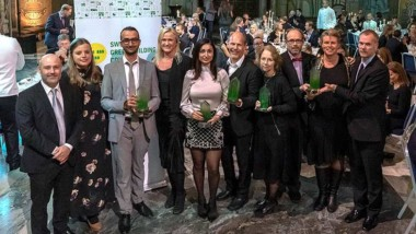 De blev årets vinnare på Sweden Green Building Awards