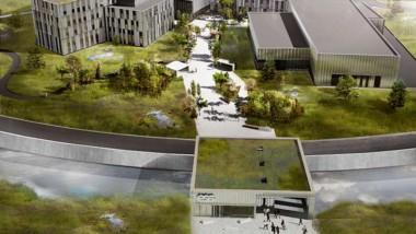 Nu startar Skanska bygget av ESS Campus
