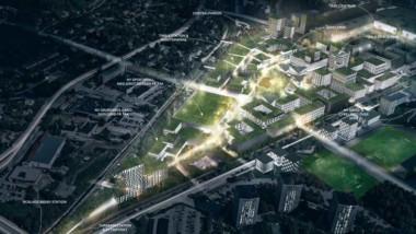 Henning Larsen Architects vann arkitekttävling i Täby