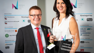 Lindbäcks Group prisas för jämställdhetsarbete