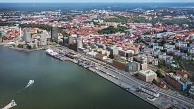 Masthuggskajen första stadsdel att certifieras enligt Citylab