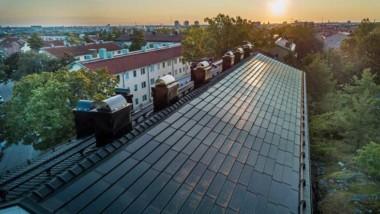 Integrerad solcellsteknik blev svensk vinnare i innovationstävling
