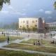 LINK Arkitektur vann tävling om regnanpassad skola