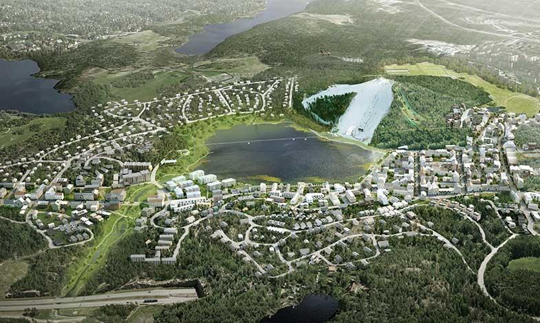 Boverket beviljar 135 miljoner kronor i stöd till grönare städer