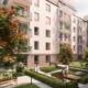 Gamla Polishuset i Malmö förvandlas till bostäder