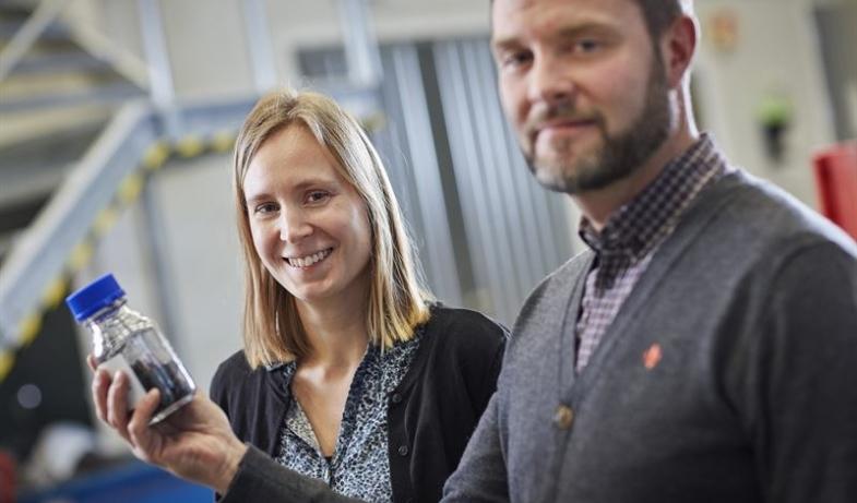 Forskningsprojekt i Luleå bidrar till fossilfri ståltillverkning