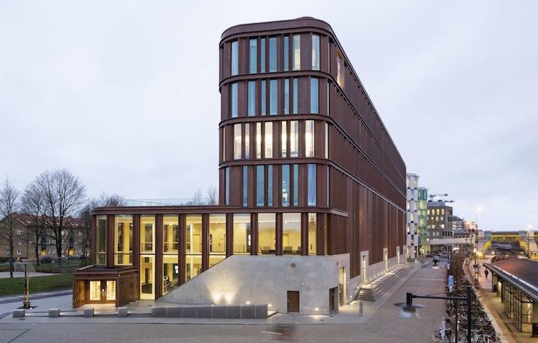 Lunds stadsbyggnadspris till nya tingsrätten