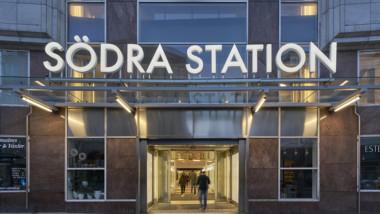 Upprustningen lyfte Södra station till ny nivå