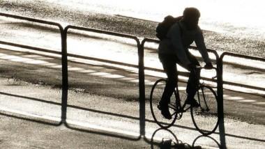 Stockholms cykelpendlare utsätts för höga nivåer av luftföroreningar