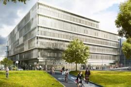 Miljöbyggnad guld till nya akutvårdsbyggnad i Danderyd
