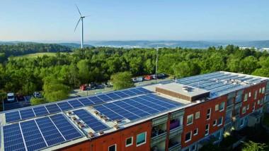 Optimerad takrenovering med solceller utforskas i nytt projekt