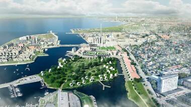 Så kan kustskydd skydda Malmö mot klimatförändringar
