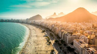 Rio de Janeiro utsedd till arkitekturens huvudstad
