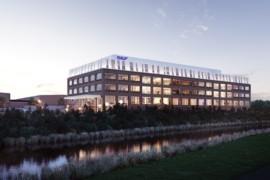 Liljewall arkitekter ritar SKF:s nya huvudkontor