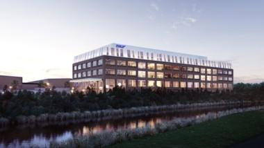 Veidekkes dotterbolag bygger SKF:s huvudkontor