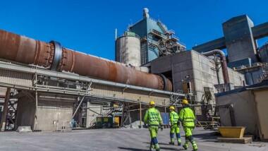Ett steg närmare pilotanläggning för elektrifierad cementtillverkning
