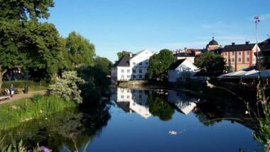 108 miljoner kronor i stöd till grönare städer