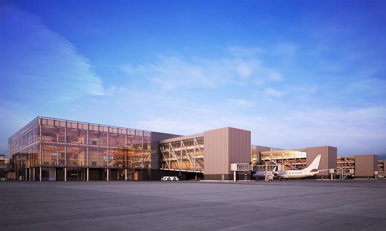 Arlanda flygplats byggs ut med miljöklassad pir