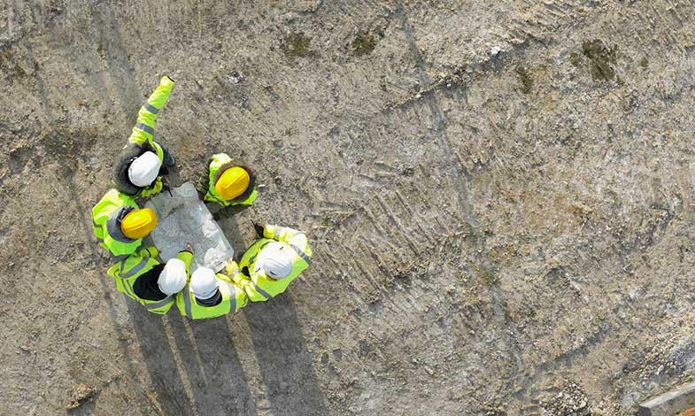 Platschefen har en avgörande roll för säkerheten på byggarbetsplatser