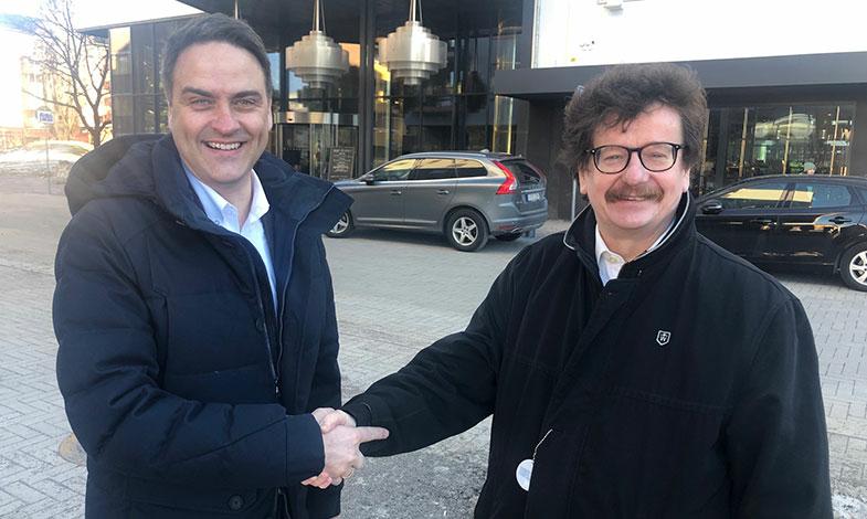 E.ON investerar i ny anläggning för fjärrvärme