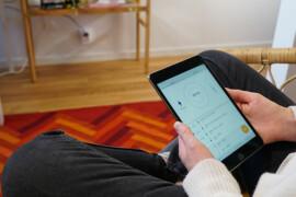 App ger boende i HSB Living Lab mer kontroll över energianvändningen