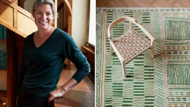 Formgivaren Emma Olbers prisas för hållbar design