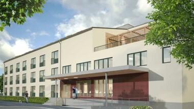 De bygger nytt äldreboende i Tyresö