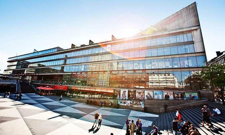 Skanska renoverar Kulturhuset och Stadsteatern
