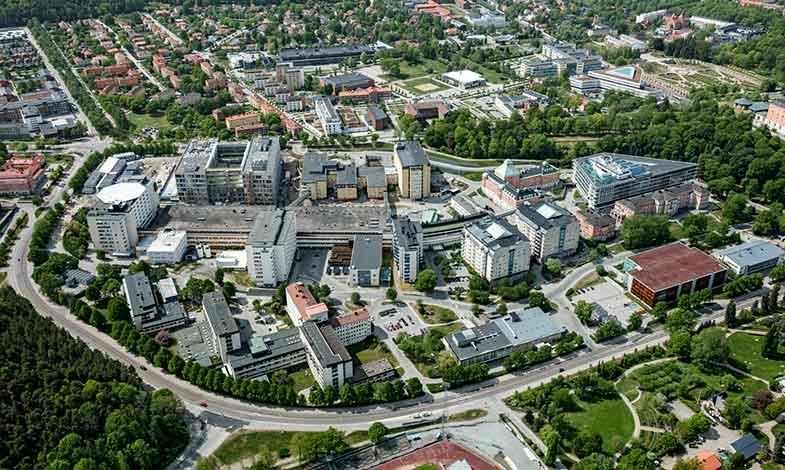 Så har Region Uppsala minskat klimatpåverkan genom energieffektivisering